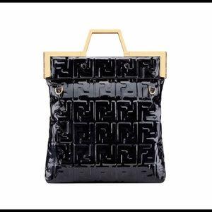 New Fendi FF logo shopper